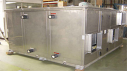 Air Conditioning Equipment -  Air and water-cooled condensing units, Chilled water and DX Air handling units - Water cooled chillers 2-2000 tons, Air cooled chillers 2-600 tons, Evaporative cooled chillers, 40-400-tons,